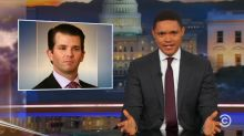 Trevor Noah Eviscerates Donald Trump Jr: 'Dumber and Dumber at Every Turn'