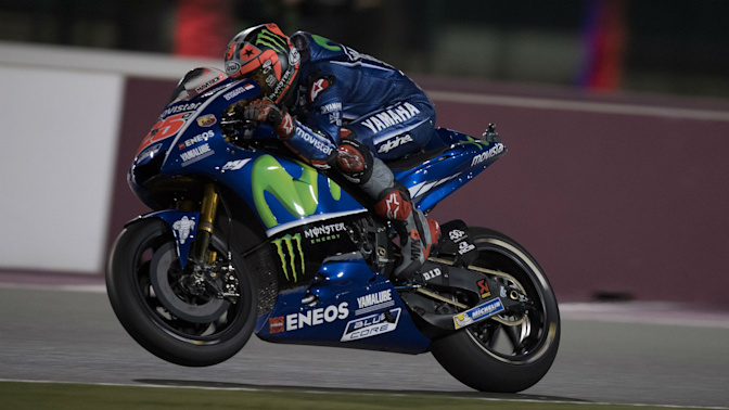MotoGP: Vinales victorious in ding-dong battle with Dovizioso