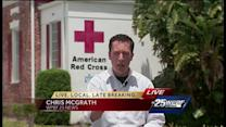 Local American Red Cross volunteer heads to Oklahoma to assist in aftermath of tornado