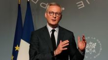 France has earmarked 20 billion euros for corporate bailouts - finance minister