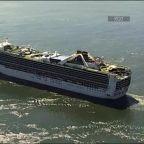 Virus-stricken cruise ship back in San Francisco
