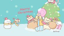 Dollmei治癒系漫畫 - 聖誕快樂
