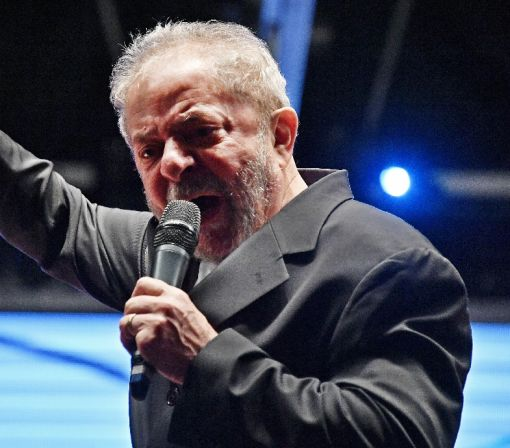 Brazil police urge graft charges against ex-leader Lula