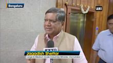 SDPI should be banned for their involvement in anti-social activities: Jagadish Shettar