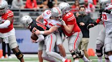 Jack Sawyer's promising spring makes Ohio State football's defense dangerous again: Nathan Baird's observations