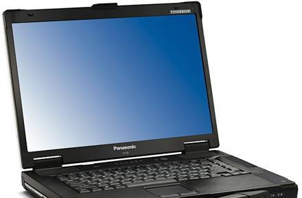 Panasonic's Toughbook CF-52 with Santa Rosa lands in US
