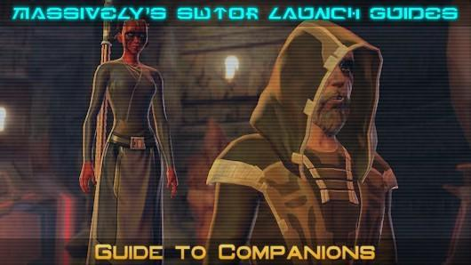 SWTOR: Ten things you need to know about companions