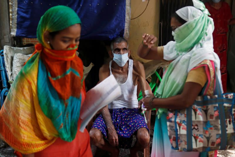 India's coronavirus infections rise to 6.39 million