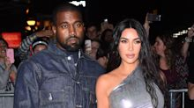 """Kim Kardashian """"Would Never Discourage"""" Kanye West From Seeing Their Kids as He Moves Out"""