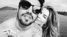 """Grazi Massafera elogia Caio Castro e avisa: """"O resto é íntimo"""""""