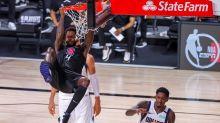 Los Clippers pasan a las semifinales; los Nuggets empatan la serie; los Celtics dominan a los Raptors