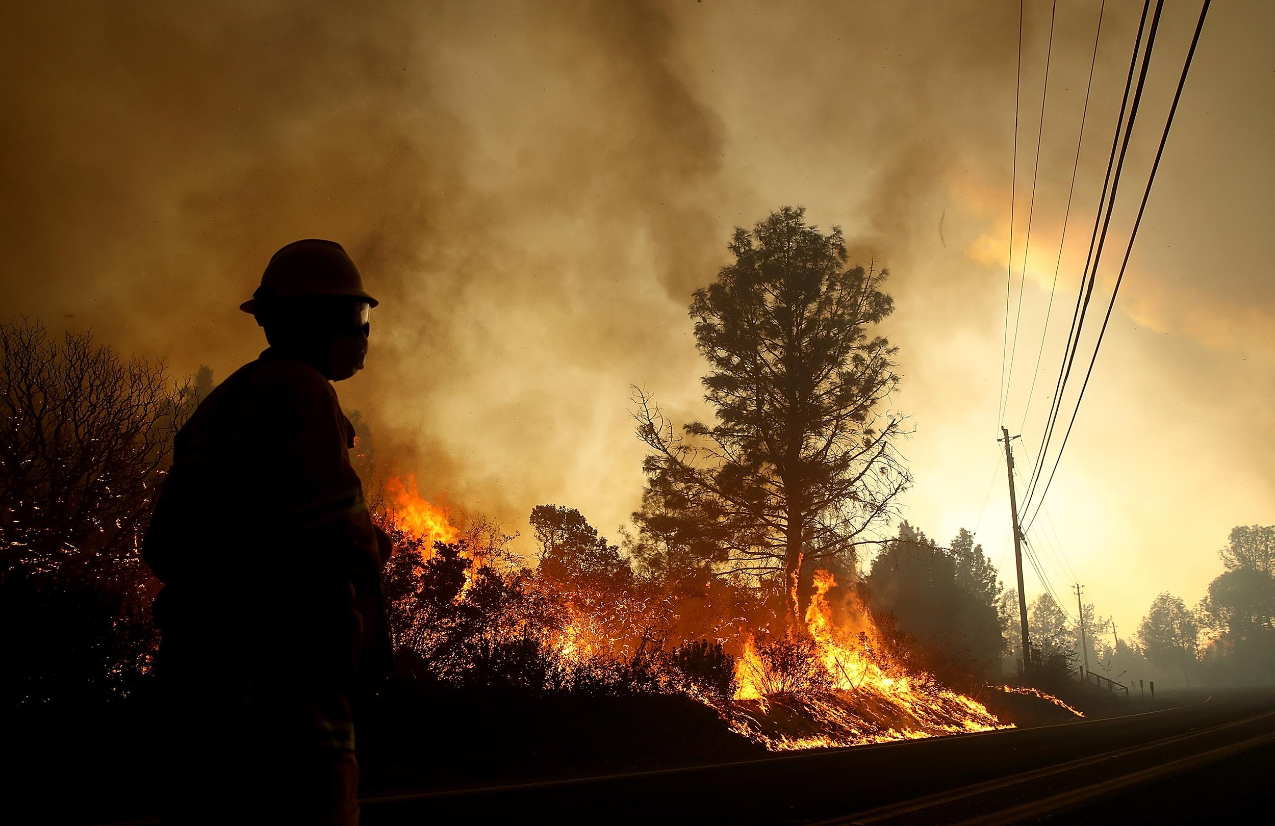 PG&E to plead guilty to involuntary manslaughter charges in deadly California wildfire