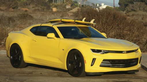 The Chevrolet Camaro 2.0T Is the Perfect SoCal Car