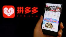 China's Pinduoduo posts bigger loss as costs surge; shares tumble