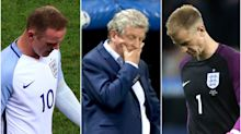 Who was frozen out by England after Iceland embarrassment at Euro 2016?