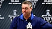 Web Extra: Avs Head Coach Patrick Roy Talks Playoff