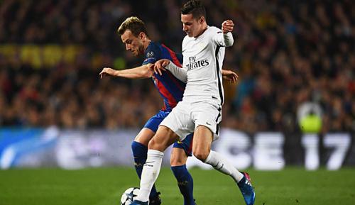 Champions League: Draxler: DFB-Mitspieler wollten wissen, was los war