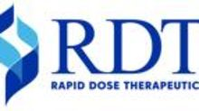 Rapid Dose Therapeutics Announces the Appointment of Advisory Board