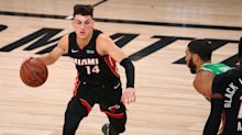 Tyler Herro responds to Paul Pierce hating on his 'bucket' nickname