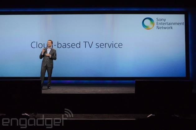 Sony's launching a new cloud-based TV-streaming service in the US this year