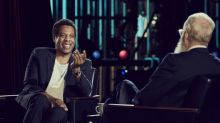 David Letterman's Jay-Z interview gets really, really awkward