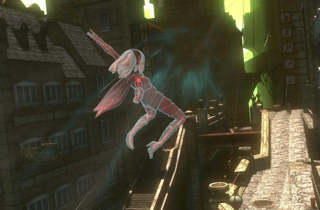 PS Vita gem 'Gravity Rush' is getting a PS4 port and sequel