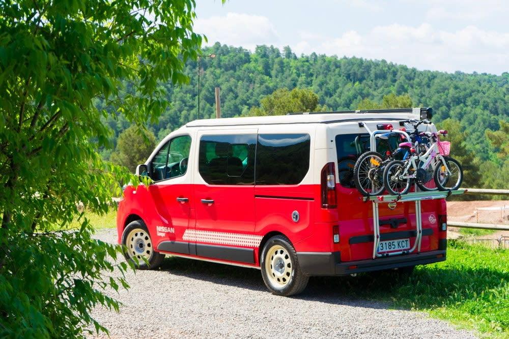 Nissan e-NV200 Camper電動露營車目在僅在西班牙推出,希望台灣將來有機會引進