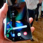 Samsung's Galaxy Fold woes