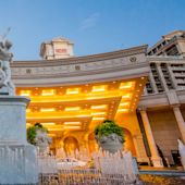How Caesars Palace Became a Las Vegas Icon