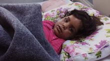 Iraqi families devastated by chemical attacks in Mosul