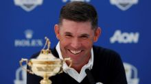 Harrington moves giant tree branch to play shot at Irish Open