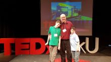 Single father creates a safe haven for children with autism to play together online