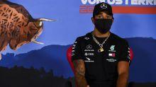 """Hamilton über Ferrari: """"Soweit hinten habe ich sie nicht erwartet"""""""