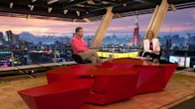 Tokyo on TV: there's a great view of the Olympics from my sofa – review