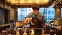Starbucks' Rival in China Raises More Cash
