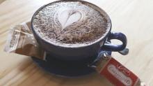 粉嶺的良心小店 Bittersweet咖啡館 可能係粉嶺最好飲的Latte
