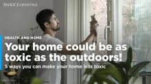 5 ways you can make your home less toxic