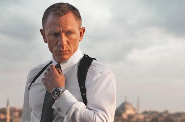Apple and Amazon reportedly pursuing James Bond film rights