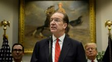 Americano David Malpass é nomeado presidente do Banco Mundial