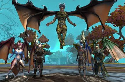 SOE Live 2014: EverQuest II's Altar of Malice expansion and a new playable race