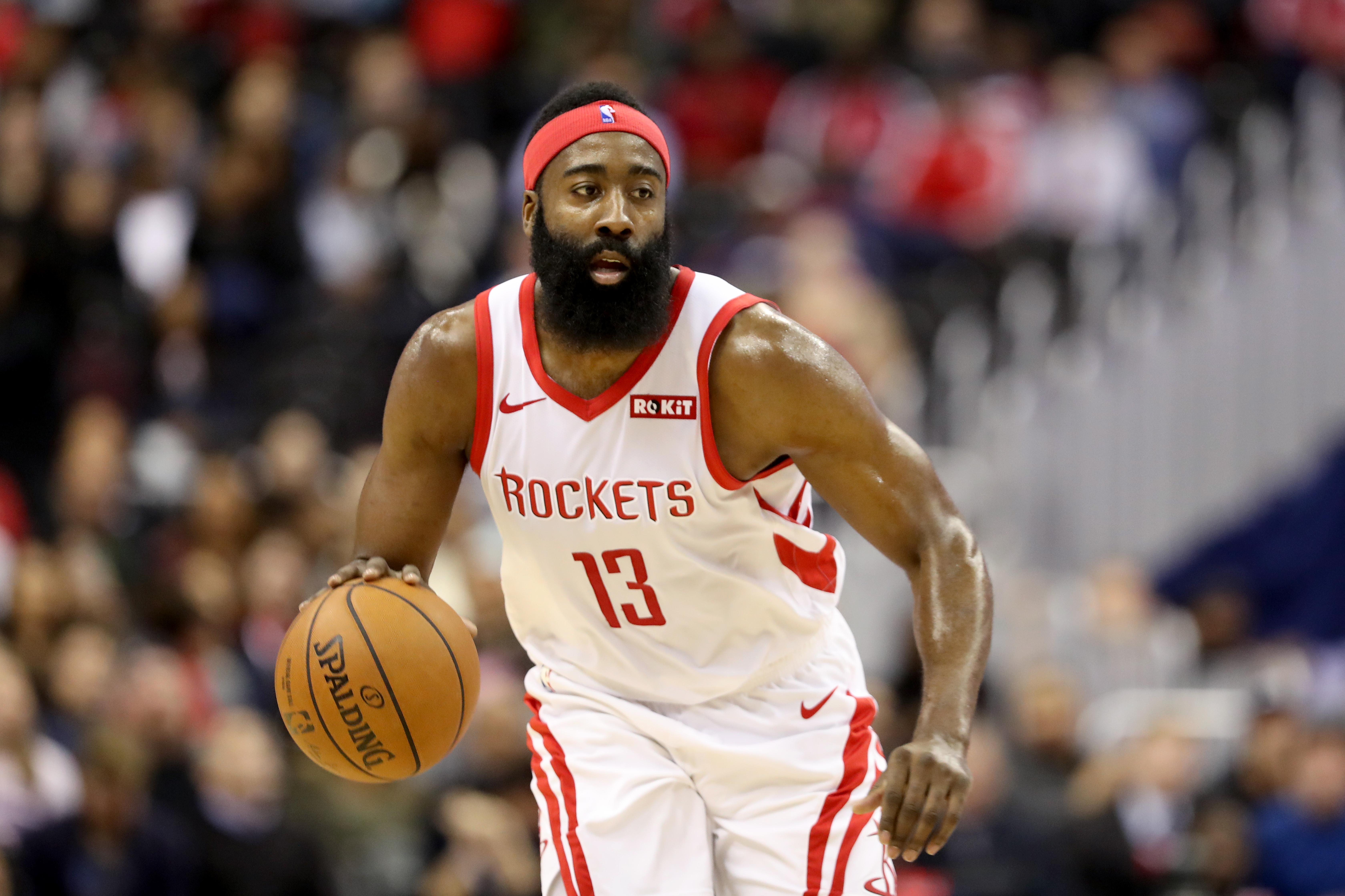 7b31b00df James Harden s 54 points not enough to get past Wizards