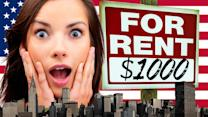 What $1,000 Rent Looks Like In America