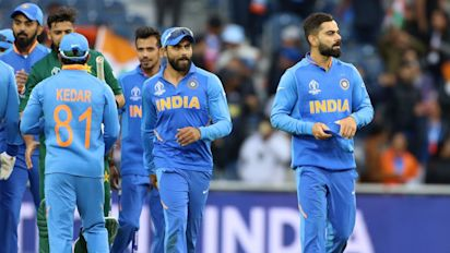 Watch Highlights: India Cruise to Easy 89-Run Win Over Pakistan
