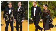 Voyage à Nice polémique: Elton John prend la défense du prince Harry et de Meghan Markle