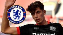 """Bayer Leverkusen - Peter Bosz : """"Kai Havertz a plus de chances de partir à Chelsea que de rester"""""""