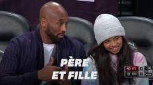 Kobe Bryant voulait que sa fille Gianna et personne d'autre prenne son relais