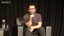 Bollywood star Aamir Khan in Singapore: I was laughing at my character in 'Secret Superstar'
