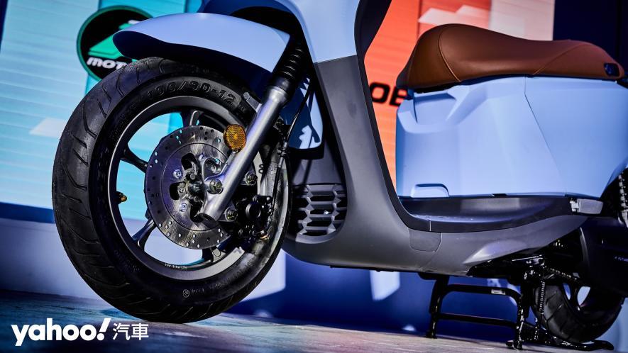 走出自我美型新風格!A-Motor宏佳騰智慧電車Ai-3 Comfort全新發表! - 6