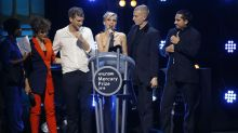 British rockers Wolf Alice upset odds to win Mercury Prize