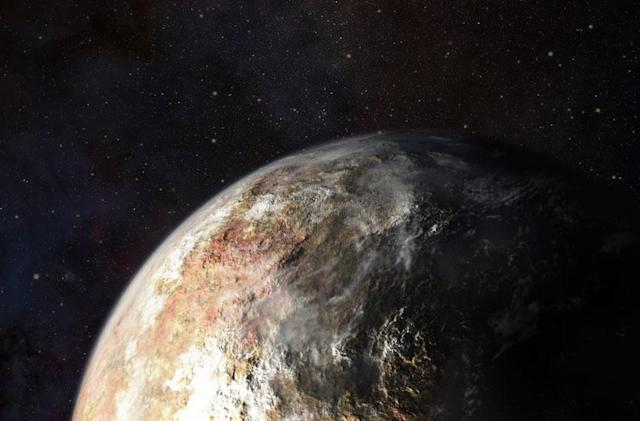 NASA's New Horizons captures images of mysterious spots on Pluto
